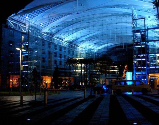 Das Kempinski Hotel am Terminal 2 Airport Munich