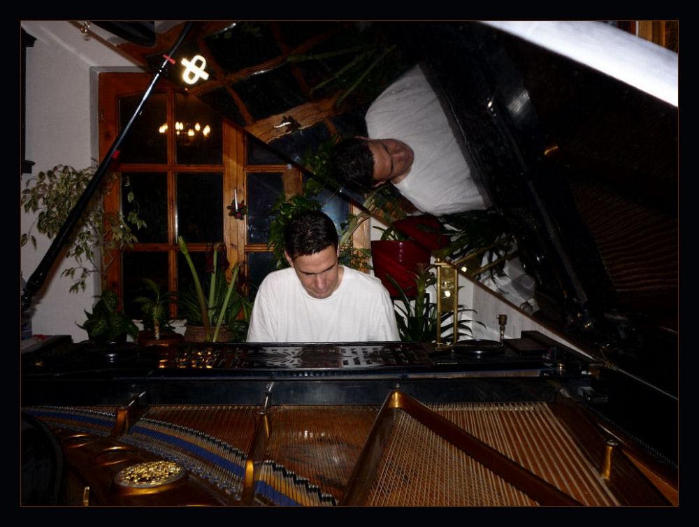 Das Klavier........