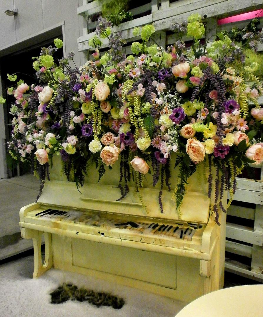 das Klavier...
