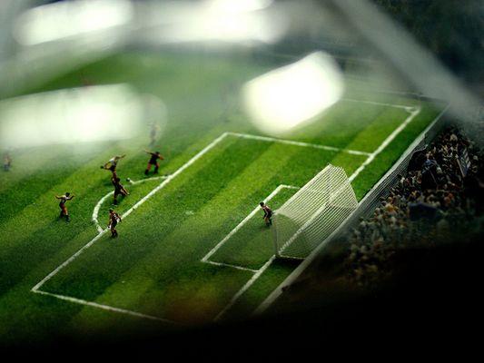 Das kleine Fussballspiel