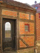 Das kleinste Fachwerkhaus in Röbel