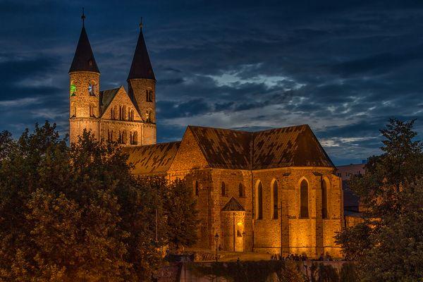 Das Kloster Unser Lieben Frauen...
