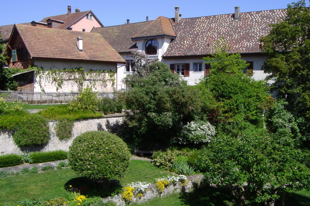 Das Klostergärtlein