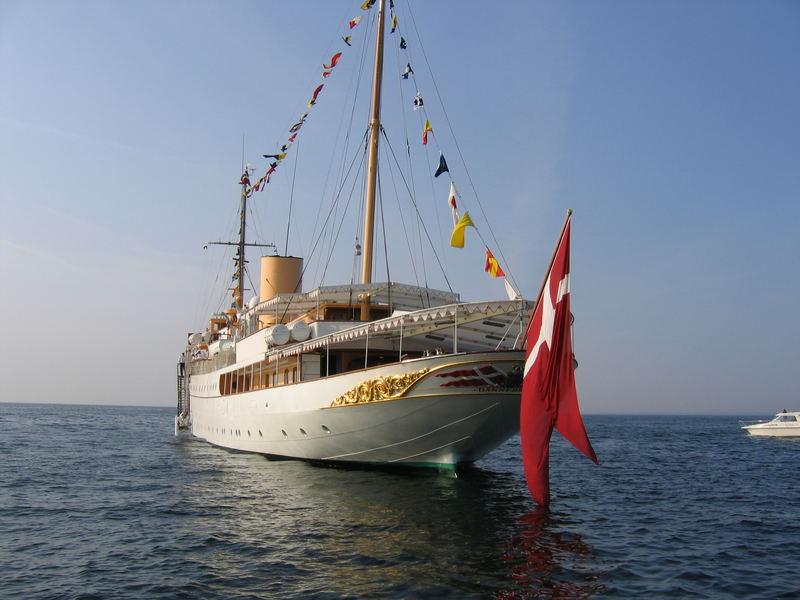 Das Kønigschiff von Daenemark