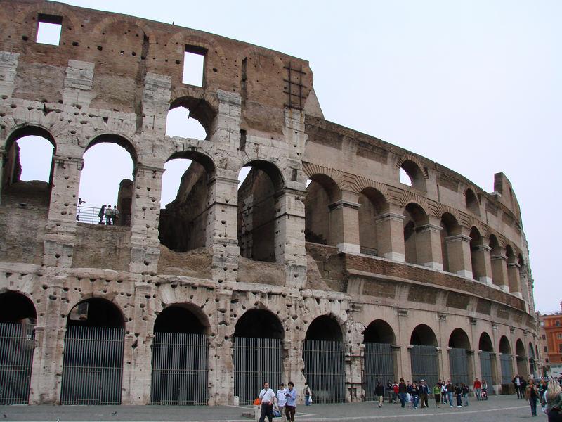 Das Kolosseum in Rom Teil 3