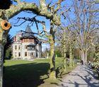 Das Konservatorium im Dreilindenpark ...