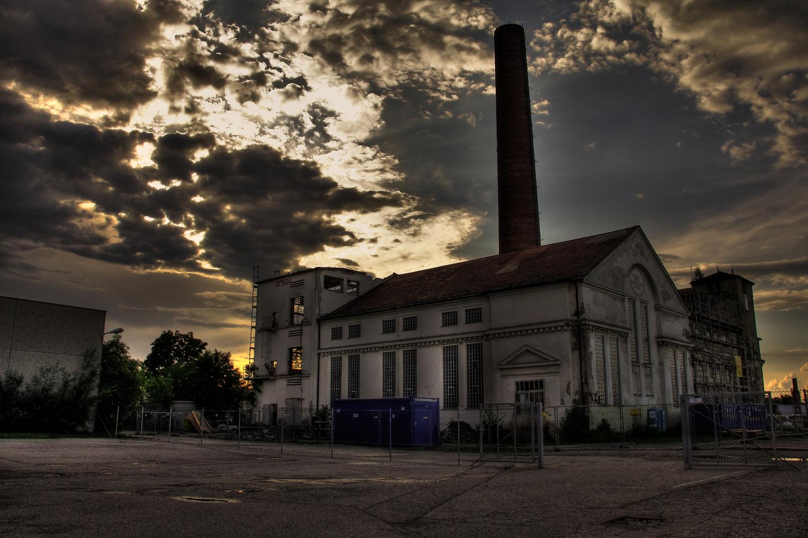 Das Kraftwerk..