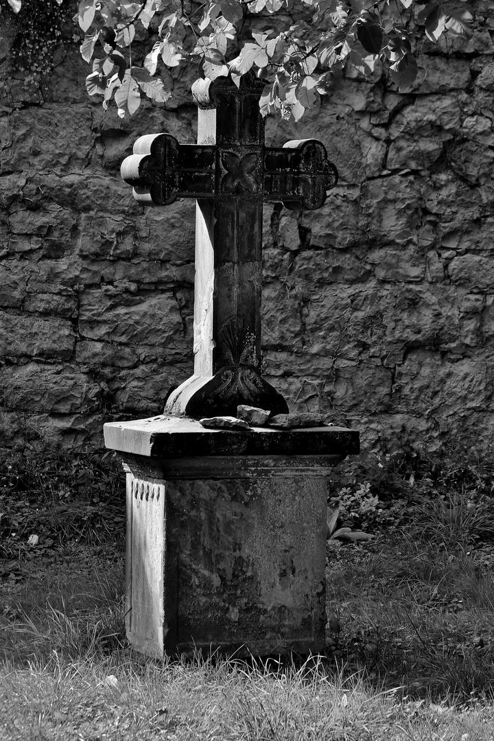 Das Kreutz der Trauer