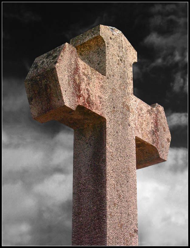 Das Kreuz...