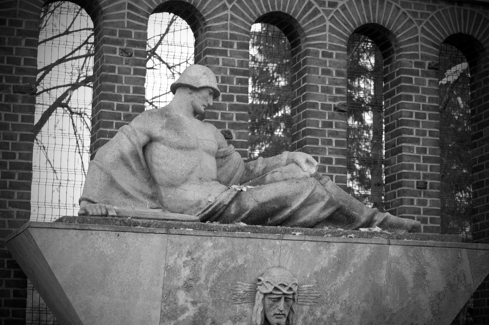 Das Kriegerdenkmal