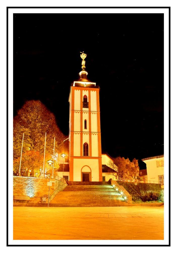 Das kr nchen in siegen foto bild architektur architektur bei nacht landschaften bilder auf - Architektur siegen ...