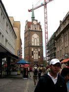 Das Kröpeliner Tor in Rostock  ...