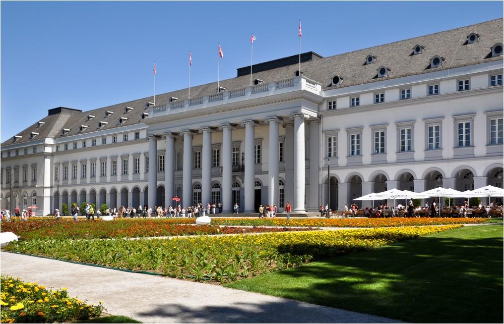 Das Kurfürstliche Schloß ...