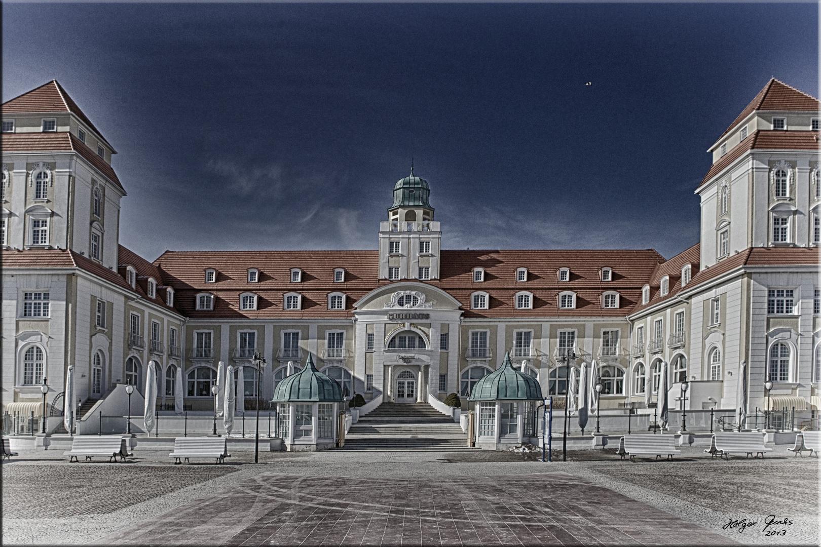 Das Kurhaus Binz / Rügen