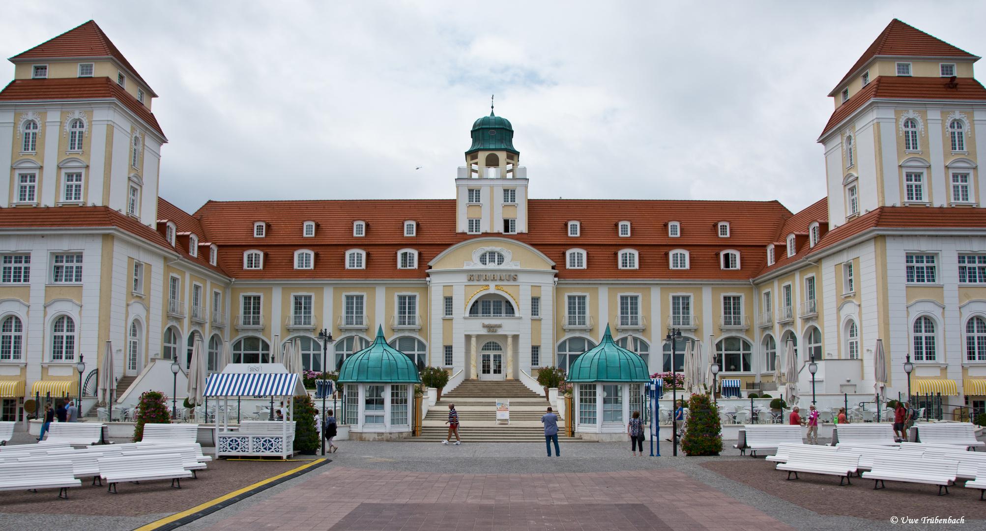 Das Kurhaus in Binz