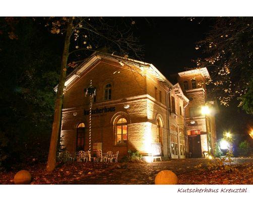 Das Kutscherhaus in Kreuztal