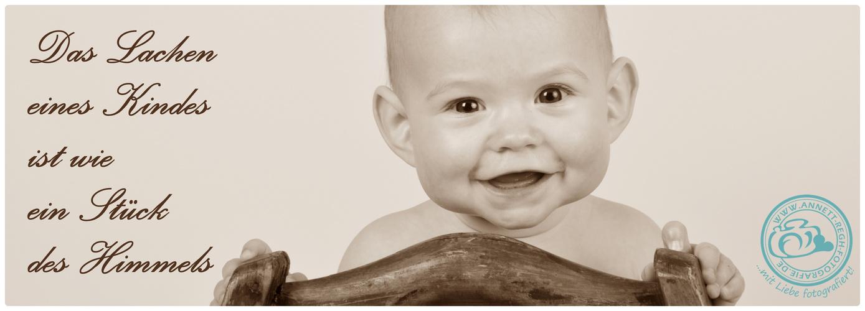 ... das Lachen eines Kindes...