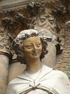 Das Lächeln von Reims/F
