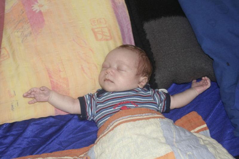 Das Leben als Baby