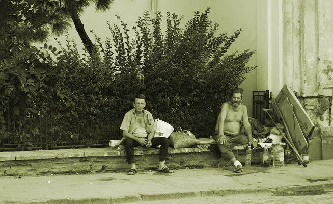 Das Leben in Bukarest