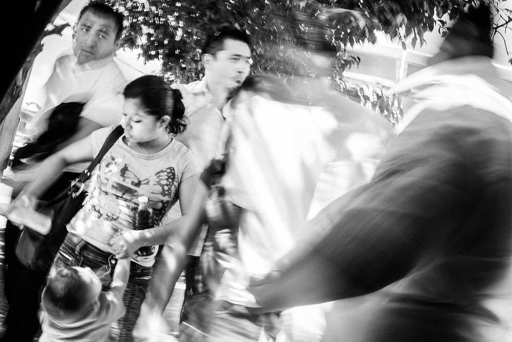 das Leben in Cancún