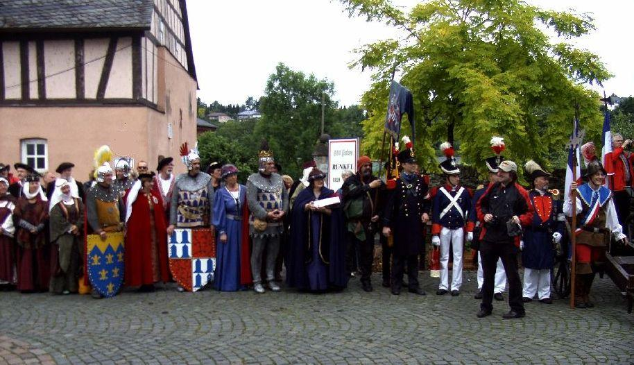 Das Leben in der Burg Runkel (2)