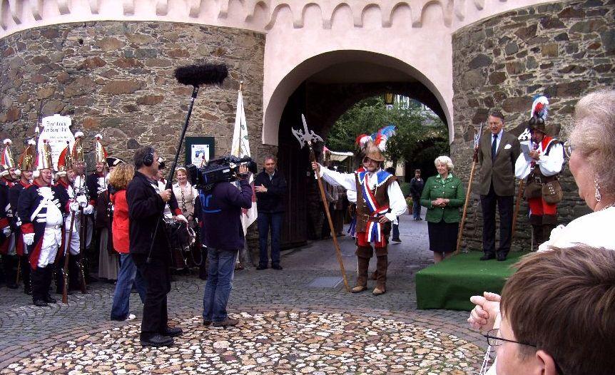Das Leben in der Burg Runkel (4)