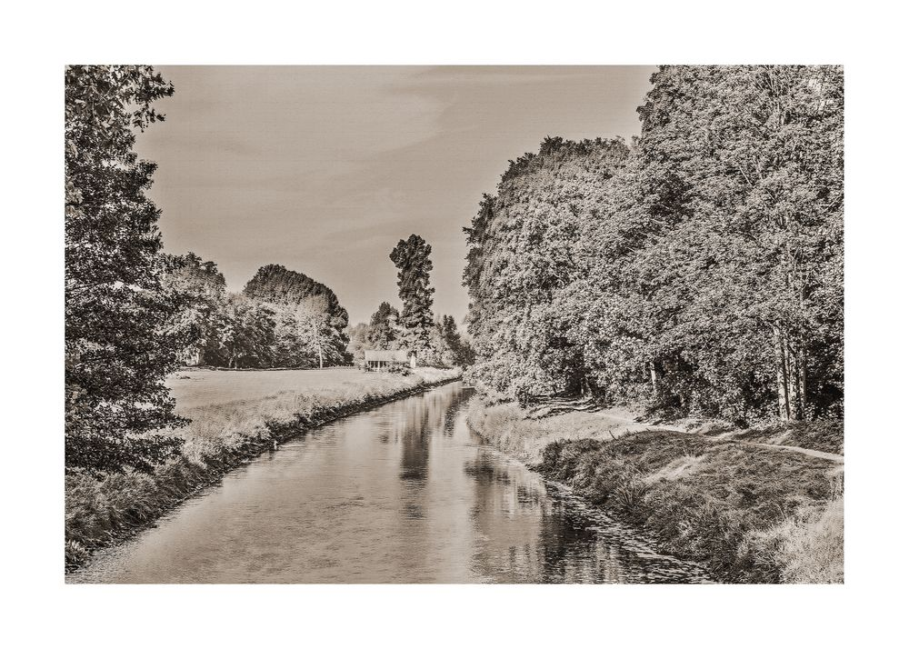 Das Leben ist ein langer ruhiger Fluss 2