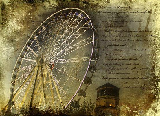 das Leben ist ein Riesenrad......