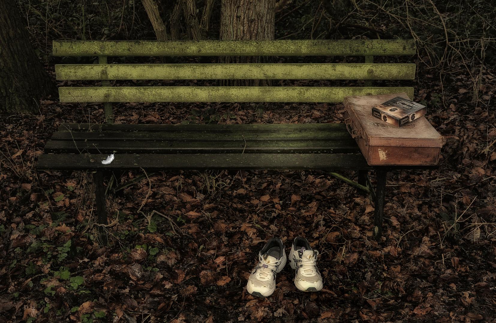 """""""Das Leben ist wie eine Schachtel Pralinen..."""""""