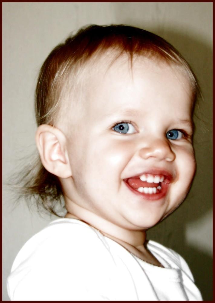 Das Leben ist zum Lachen schön :-)