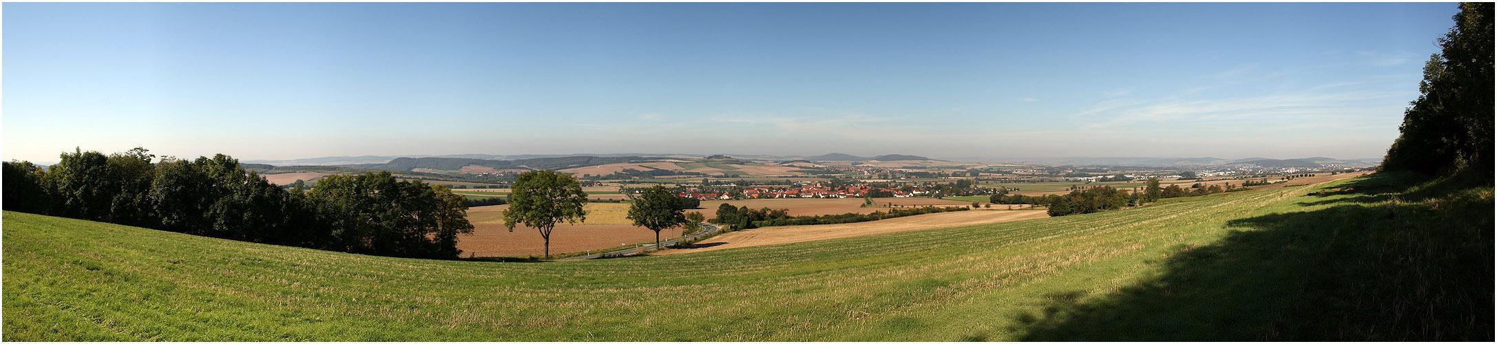 Das Leinetal zwischen Nörten-Hardenberg und Northeim