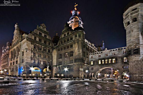 Das Leipziger Rathaus