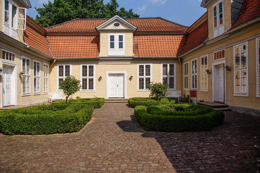 Das Lessighaus in Wolfenbüttel