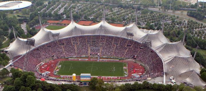 Das letzte Bayern Spiel im Olympiastadion - noch weniger Zoom