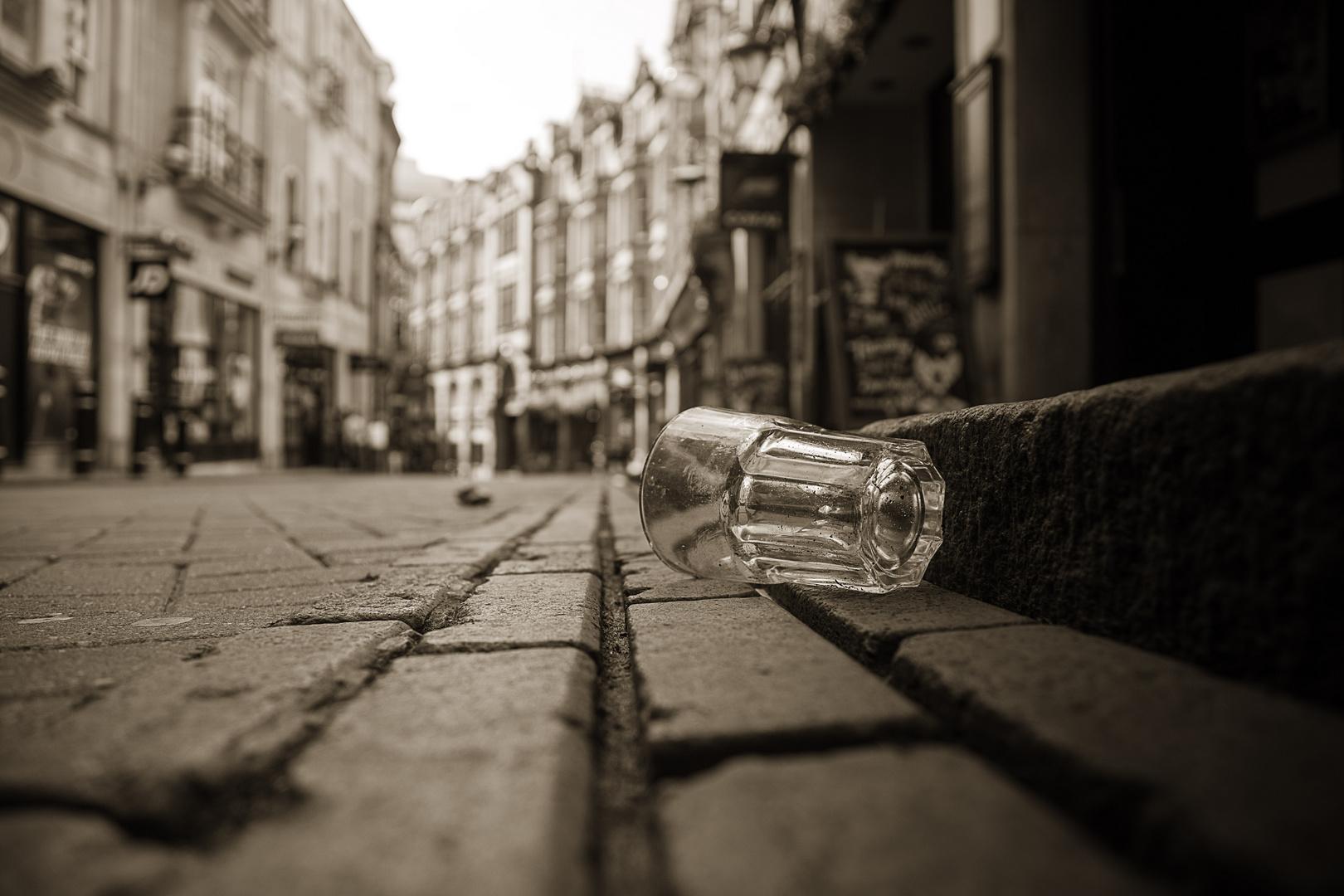 Das letzte Glas