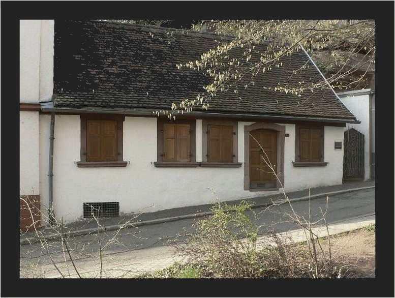 Das letzte Grenadierhaus...