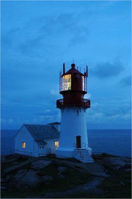 Das Licht aus dem Süden Norwegens