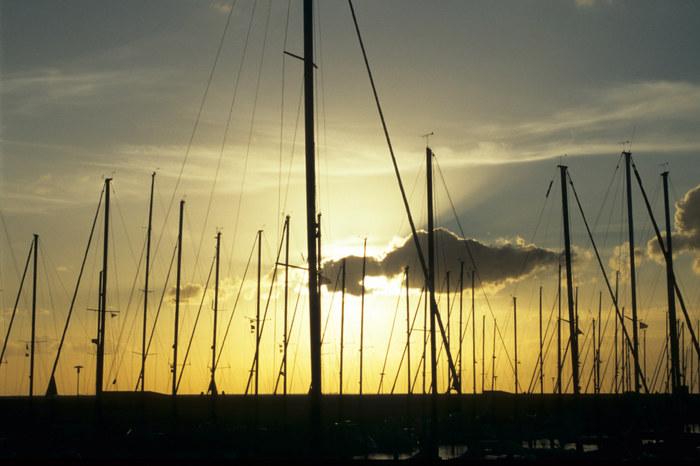 Das Licht des Hafens...