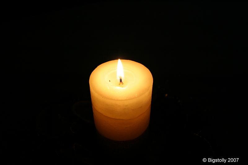 Das Licht im dunkel...