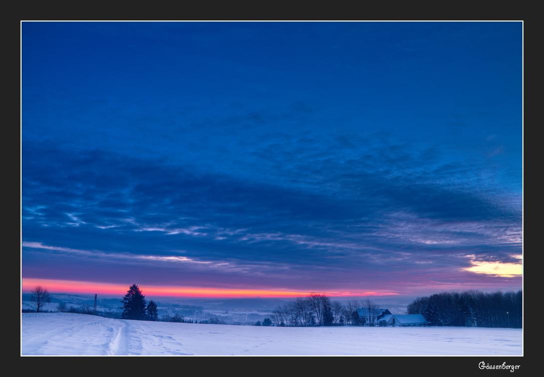 Das Licht im Winter 7