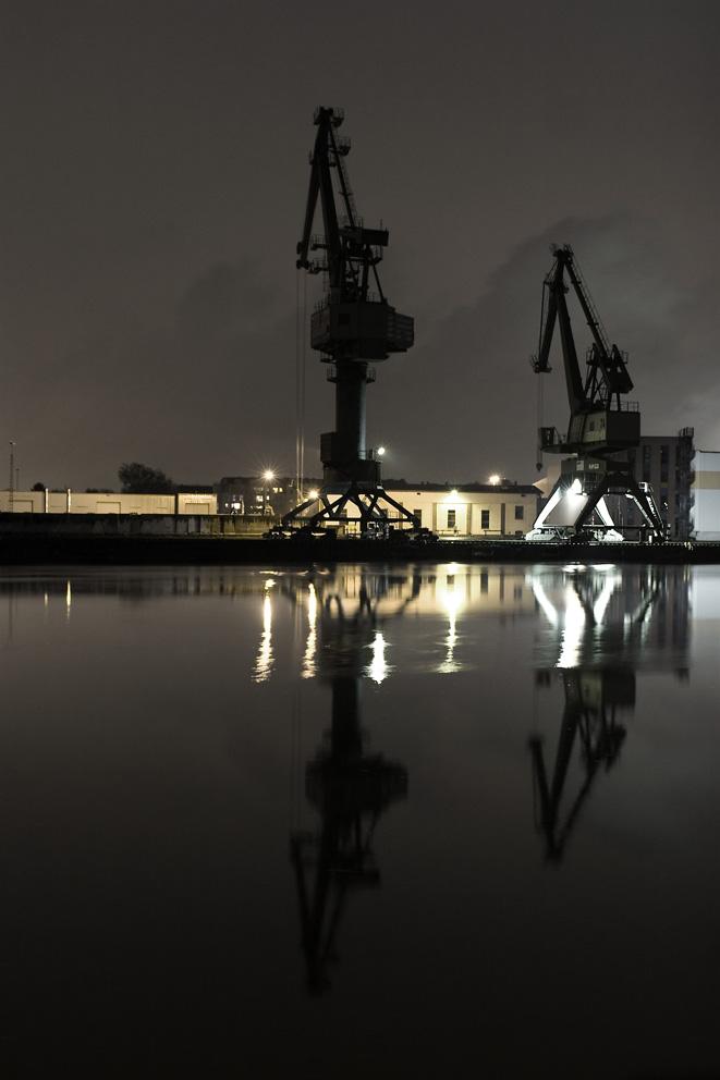 Das Lichtner Betonwerk in Berlin-Spandau