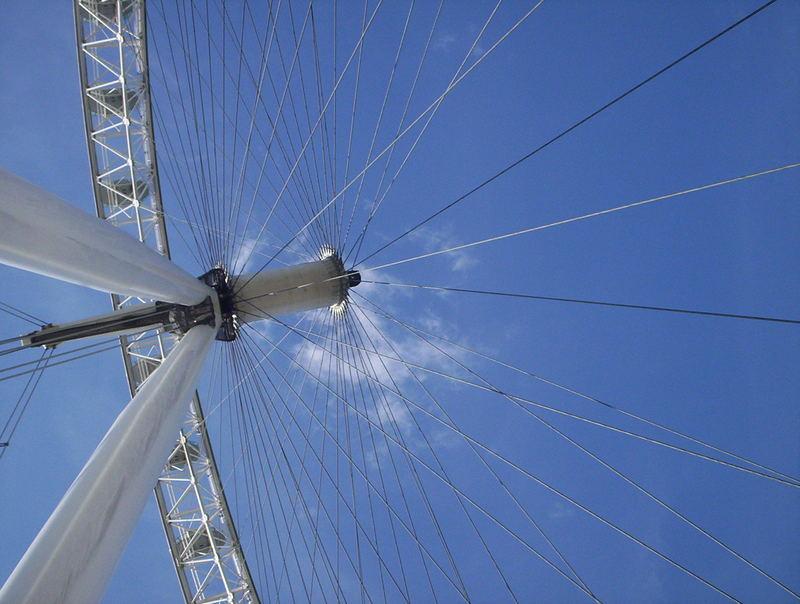 Das London Eye :)