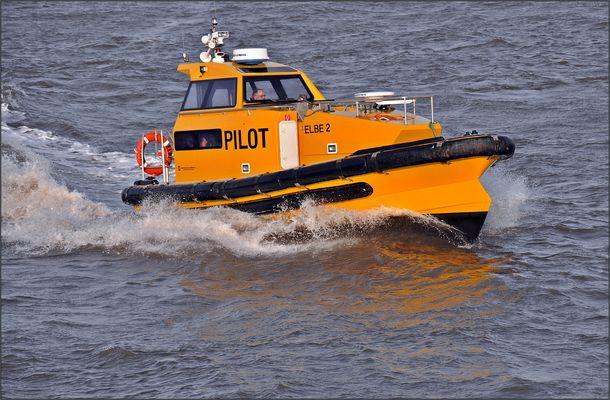 "Das Lotsenversetzboot ""Elbe 2"""