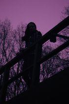 Das Mädchen auf der Brücke