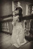 Das Mädchen im Treppenhaus