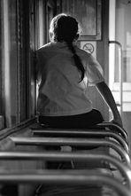 Das Mädchen im Zug