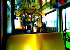 Das man den Zug nicht verpasst hat merkt man erst richtig wen man drin ist...