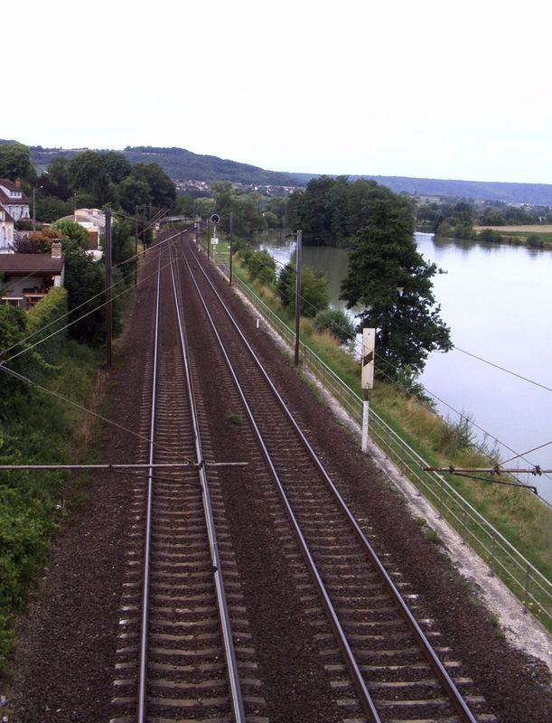 Das Marnetal bei Dormans (2)