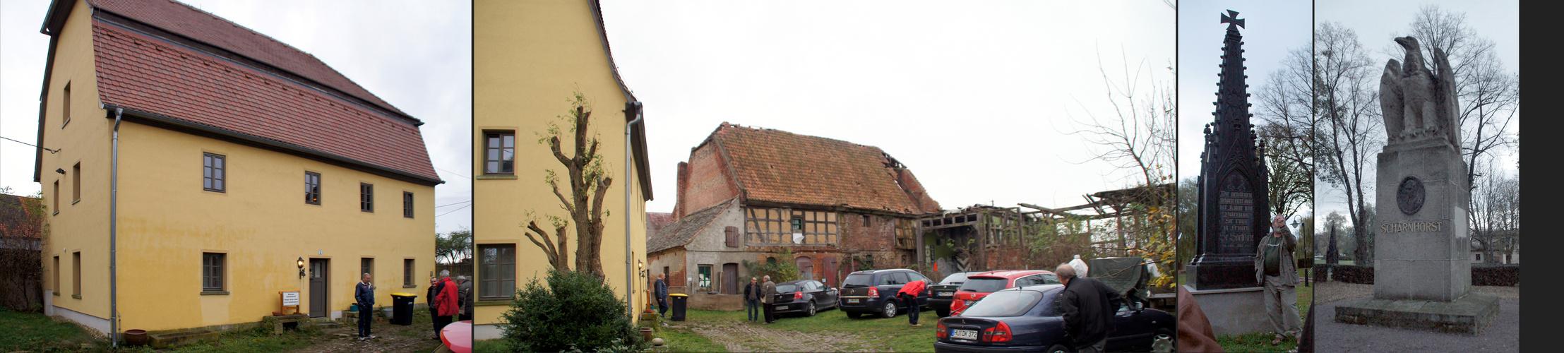Das Marschall-Ney-Haus zu Kaja